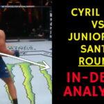 In-Depth Analysis: Gane vs Dos Santos, Round 1