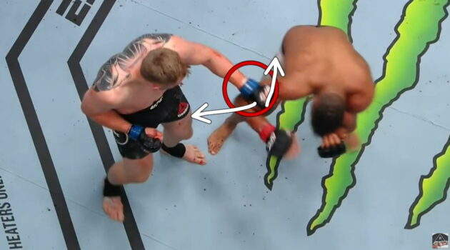 How did Alexander Volkov KNOCK OUT Alistair Overeem
