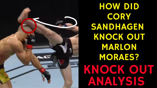 Cory Sandhagen KNOCKS OUT Marlon Moraes - KO Analysis